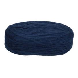 Plötulopi- Navy Blue / sjávarblá