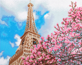 La Tour Eiffel - Eiffeltoren Parijs