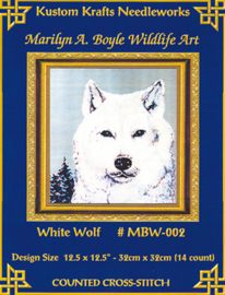 White Wolf - Kustom Krafts