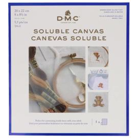 Waste Canvas Soluble/Oplosbaar - DMC