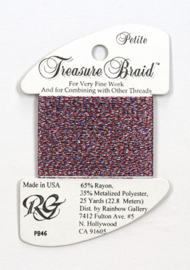 Metallic Borduurgaren - Petit Treasure Braid