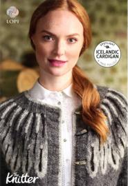"""IJslands vest """"Owl Feathers"""""""