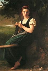 Geschiedenis van het breien