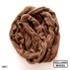 Nederlandse Schapenwol (ongeverfd+geverfd)