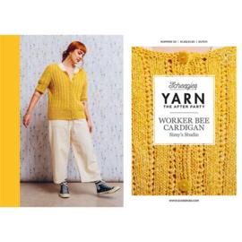 Worker Bee Cardigan - gebreid vest