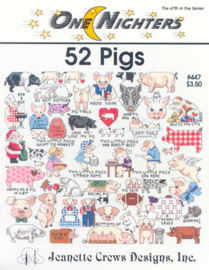 Pigs - Jeanette Crews Design