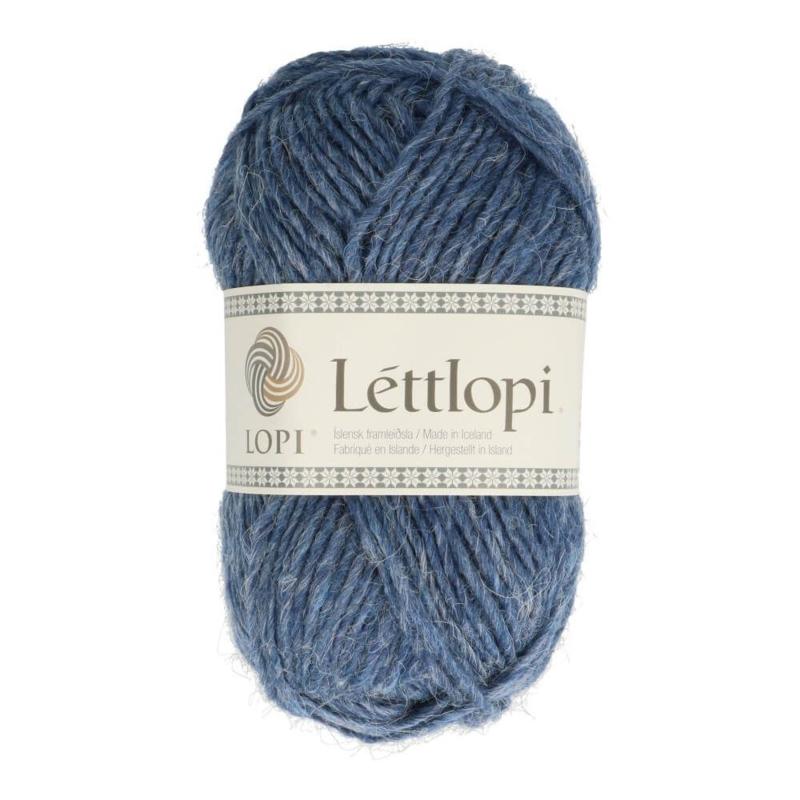 Lettlopi - Fjordblue / fjörður blár
