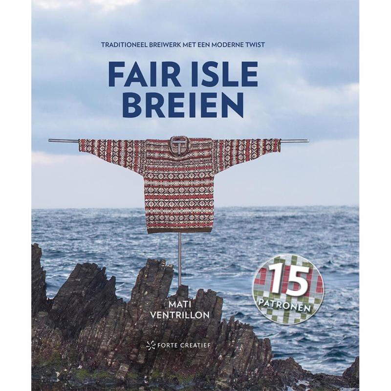 Fair Isle breien - Mati Ventrillon