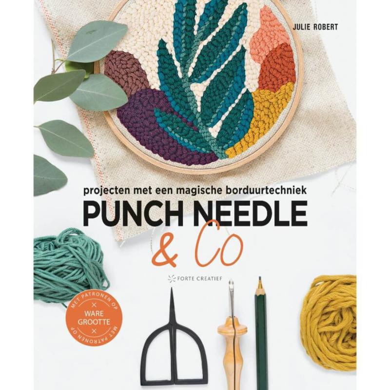 Punch needle & Co - Julie Robert