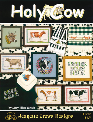 Holy Cow - Jeanette Crews Designs