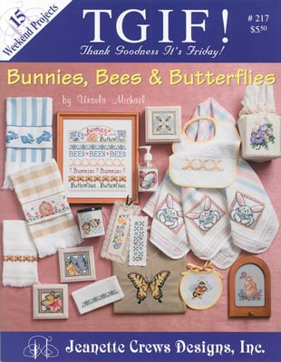 Bunnies, Bees & Butterflies