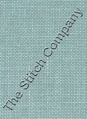 Linnen - 28 count  - Confederate Grey - 50x70 cm