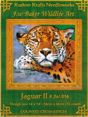 Jaguar - Kustom Krafts