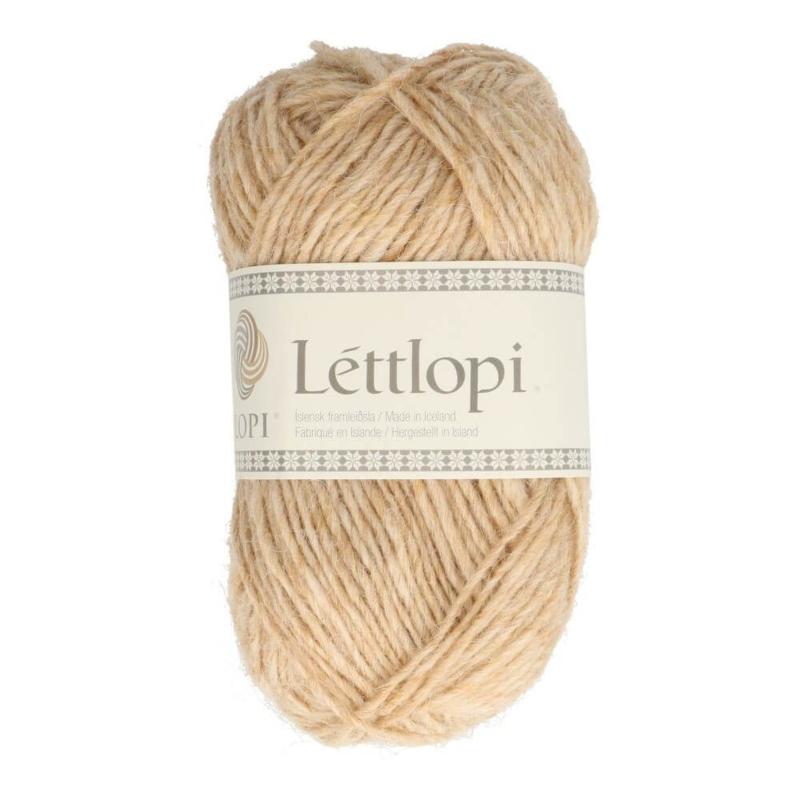 Lettlopi - straw / spónn