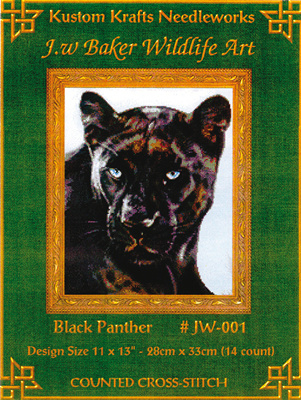 Black Panther - Kustom Krafts