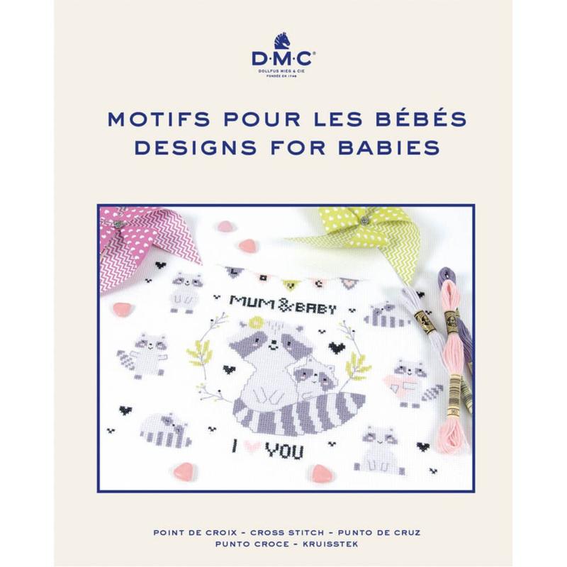 DMC Borduurboeken kruissteek - divers