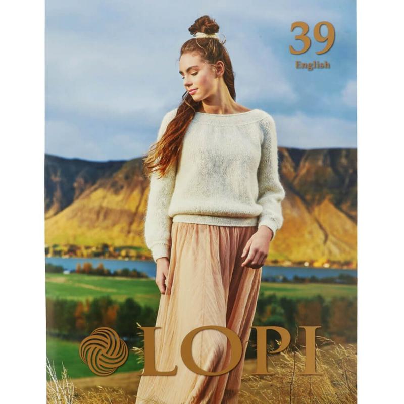 Iceland Lopi Breiboek nr 39