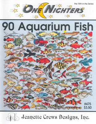 Aquarium Vissen - Jeanette Crews Design