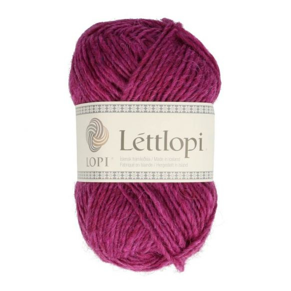 Lettlopi - Royal Fuchsia