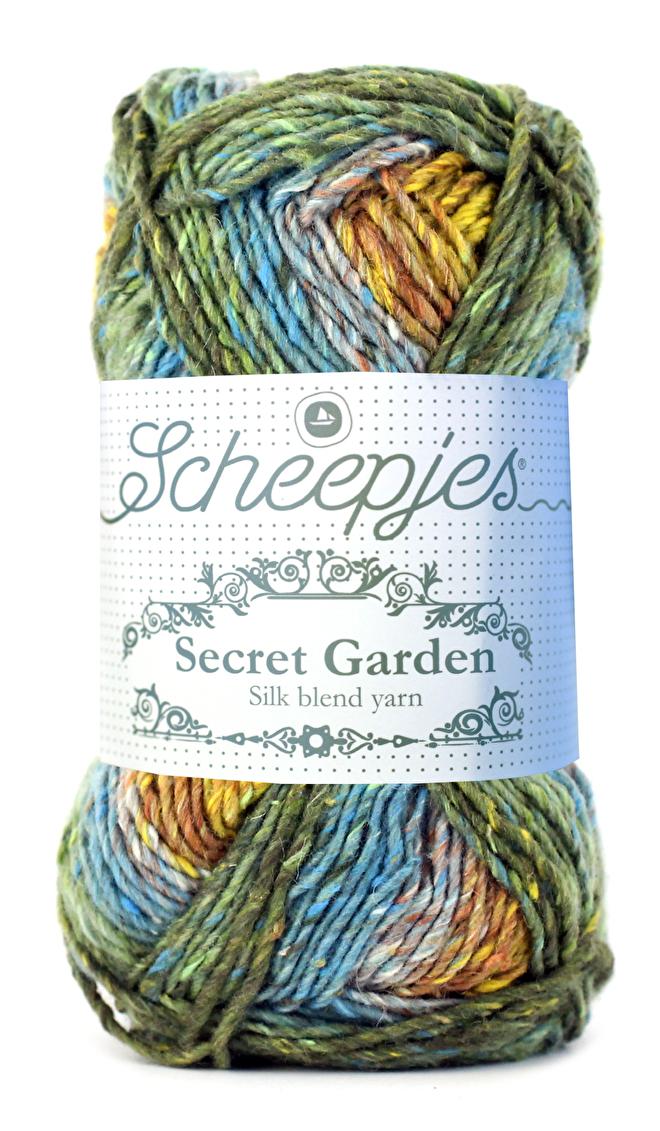 Scheepjes Secret Garden - katoen zijde