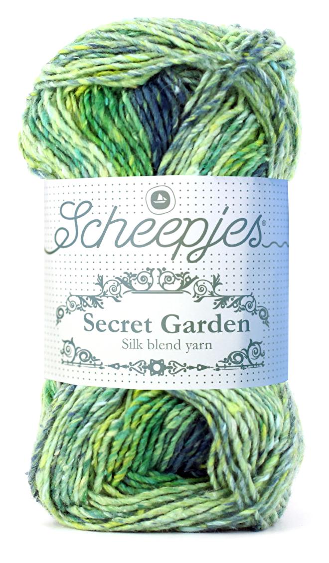 Scheepjes Secret Garden katoen zijde