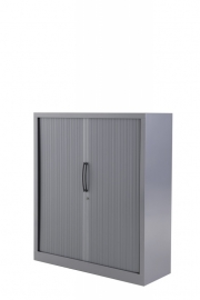 Huislijn Roldeurkast Basic VBK136 afmeting (hxbxd) 136x120x43 cm