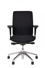 GdB02CS-B Bureaustoel met brede armleggers