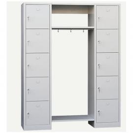 Mibra Boxx 10-delige garderobekast