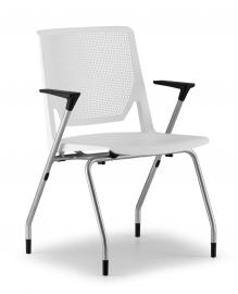 Comforto bezoekers en seminar stoel model 6221