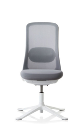 HAG Sofi model 7502 Communication conferentiestoel met Mesh rug