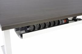 Huislijn Kabelgoot Klapbaar PKG1600 t.b.v. bureau 160 cm
