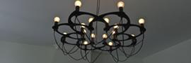 Ornametrica Bloom chandelier kroonluchter 24 lampen