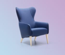 Prominent Alliste bijzet fauteuil