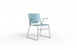 Comforto bezoekers en seminar stoel model 6241