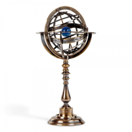 GL052 Bronze Armillary Dial Authentic Models