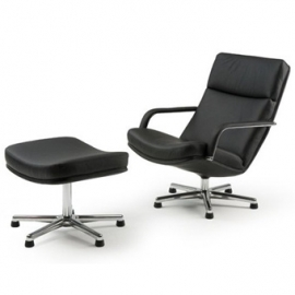 Artifort fauteuil F141 model 5 teens draaibaar