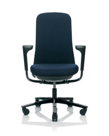 HAG Sofi model 7300 Bureaustoel met hoge rugleuning