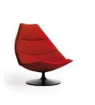 Artifort fauteuil F584 laag