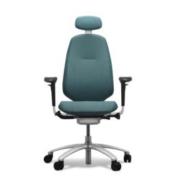 RH Mereo 300 zilver bureaustoel model 8311 NPR 1813 normering