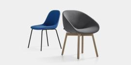 Artifort stoel model BESO zonder armen