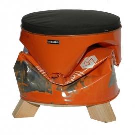 C-Barrel bijzetvat met poten