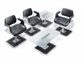 Interstuhl Silver 850S Lounge tafel