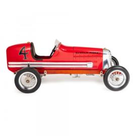 PC012 Bantam Midget, Red Authentic Models