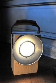 BLOCK LAMP by BLOOM  design Dick van Hoff