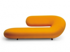 Artifort bank Chaise Longue C248 Cleopatra