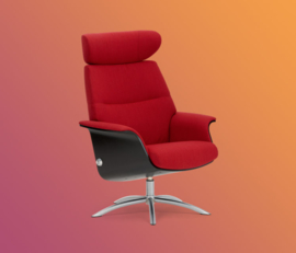 Prominent Desio relax fauteuil
