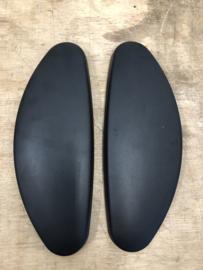 Set losse armpads voor 55 serie Comforto (model banaan)