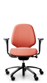 RH Mereo 200 black bureaustoel model 8112 NPR 1813 normering