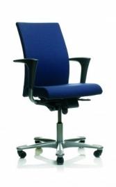 HAG H04 Bureaustoel model 4650 extra brede zitting en zachte versie