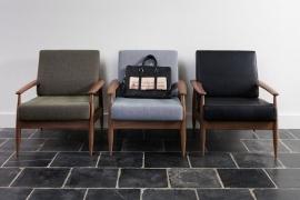 Buzzispace Nordic 100 series fauteuil